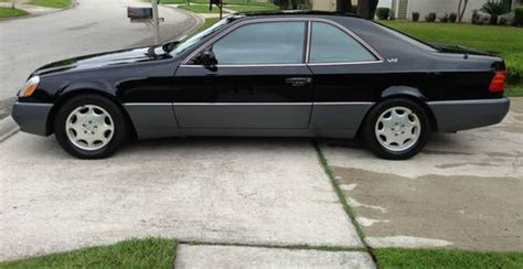 Mpg estimates from drivers like you! Find used 1995 Mercedes-Benz S600 Coupe 2-Door 6.0L V12 ...