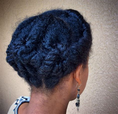 what are some protective styles for hair hair protective style updo medium length