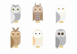 Free Cute Owl Vector - Download Free Vector Art, Stock ...