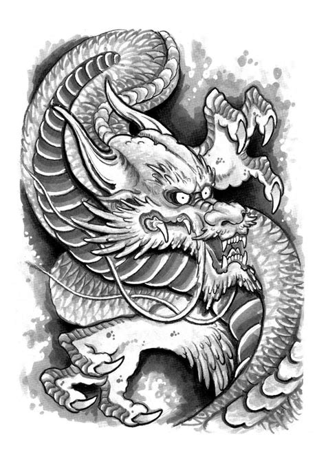 Japanese Tattoo Flash Designs & Sketches Book 2200Pixels Digital JPG Files on CD   eBay