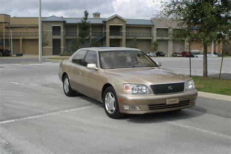 lexus ls400 1997 1997 lexus ls 400 overview cargurus