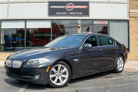 2011 Bmw 5 Series by 2011 Bmw 5 Series 550i Xdrive Mercerville Nj 25915804