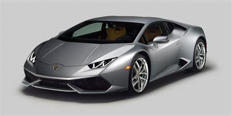 Lamborghini Huracan 448kw Italian Supercar Revealed