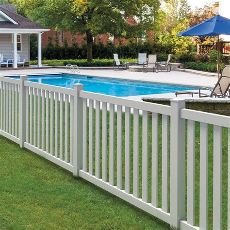 wood fence panels  lowes   popular fences types