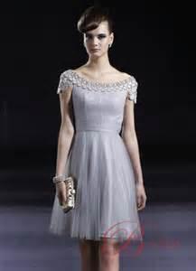 robe de mariã e empire robe de cocktail style empire courte