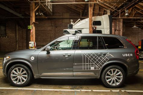 Uber's Self-driving Cars Start Picking Up Passengers In