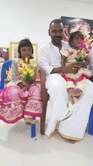 raghava 39 s photos with his family tamilscraps