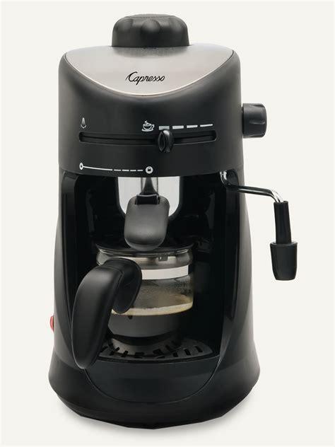 Espresso & Cappuccino Machine Capresso 4 Cup