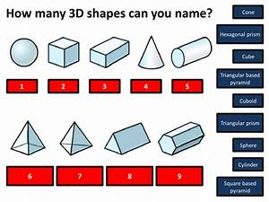 Images of List Of Shapes And Their Names - #golfclub