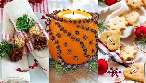 weihnachtsdeko zum essen selber machen weihnachtsdeko selber machen 16 ideen mit nachhaltigen zutaten