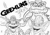 Gremlin Stripe Drawing Halo Da Digital Deviantart Getdrawings sketch template