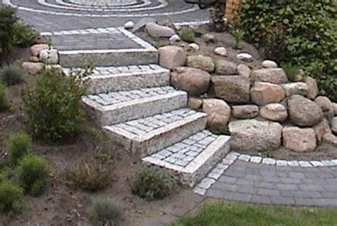 Fricke Garten Und Landschaftsbau  Treppen Und Podeste