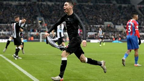 Newcastle United - Miggy: My magic moment