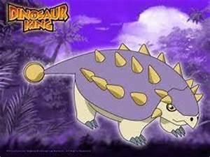 Dinosaur King images Tank The Saichania wallpaper and ...