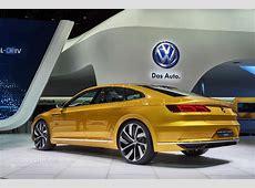 Volkswagen's Arteon FourDoor Coupe Could Get a SEAT