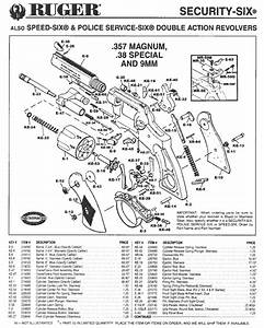 Ruger Mini 14 Parts Diagram