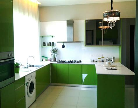 cuisine vert cuisine verte et marron atlub com