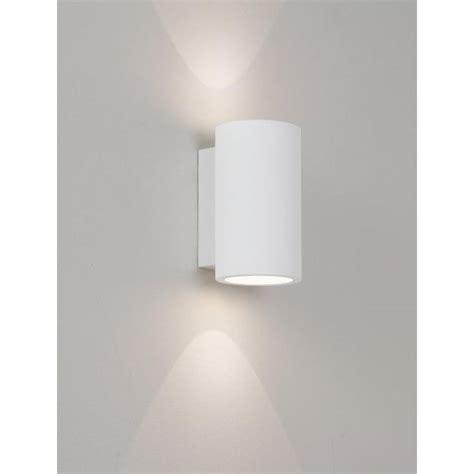 astro 7001 bologna 160 2 light wall light plaster