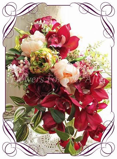Julia Bouquet Flowers Bridal Bouquets Packages Silk