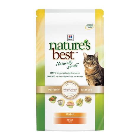 what is the best cat food hills nature s best hills nature s best feline adult cat food with chicken hills nature s best