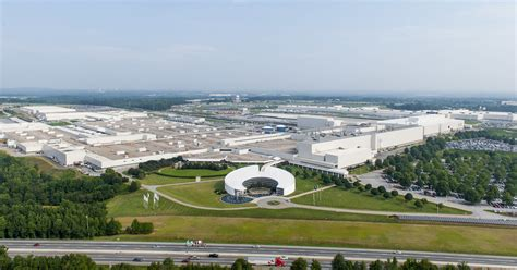 Bmw Plant Greenville Sc by Bmw Auto Worker Dies In S C Plant