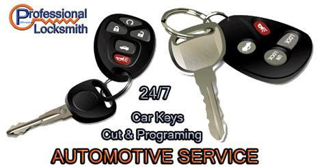 Fob, Chip, Trasponder Programming Car Key Made, Car Lockouts