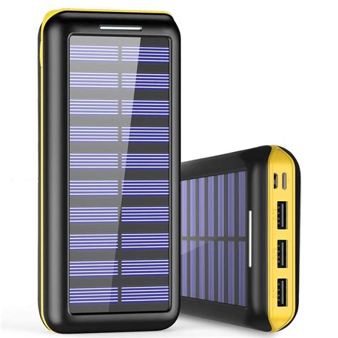 Best Solar Power by Best Solar Powered Phone Charger 2019 Top 6 Reviewed