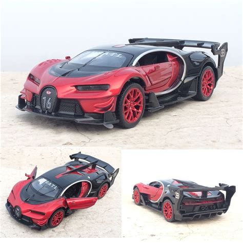 Available in a range of styles, these bugatti model cars will make great additions to your collection. 1:32 Scale Bugatti Veyron Alloy Diecast Car Model Toy ...