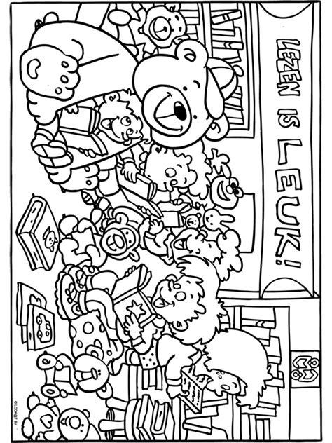 Kleurplaten Superhelden Kinderboekenweek by Christoffelschool So Susan Spekschoor Christoffelschoolso