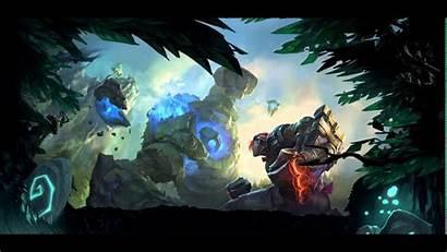 Rift Summoner Screen Login Animated Theme