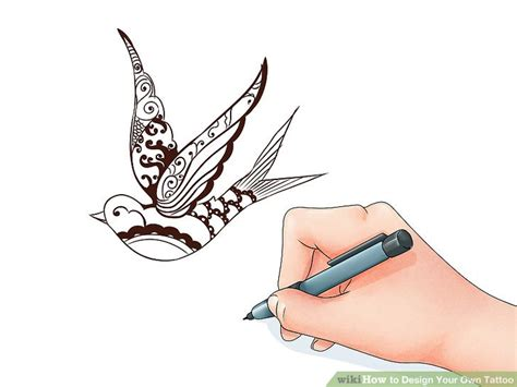design   tattoo  steps  pictures