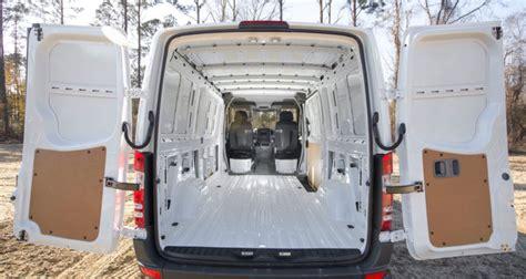 Mercedes-benz Sprinter Van Full Dimensions And