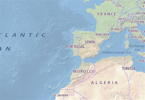 mapa portugal plano portugal viamichelin