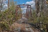 Photo 1123-03: Bryant Station railroad bridge (1903) near ...