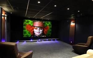 Projecteur Cinema Maison : t l vision ou vid oprojecteur dans le salon mon blog perso ~ Melissatoandfro.com Idées de Décoration