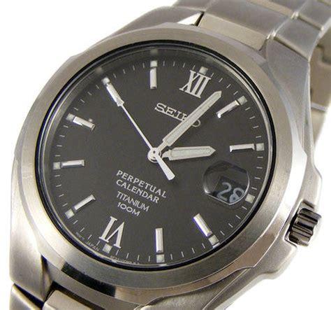 bid or bay s watches seiko model seiko titanium perpetual