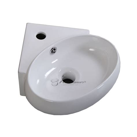 Small Wall Mounted Bathroom Sink by Small Wall Mounted Small Ceramic Sink For Bathroom