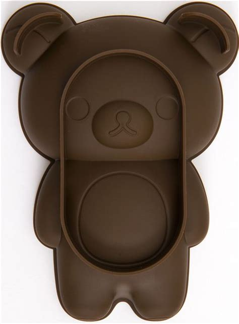 kawaii Rilakkuma bear silicone cake mold pan   Bento Accessories   Bento Boxes   Kawaii Shop modeS4u