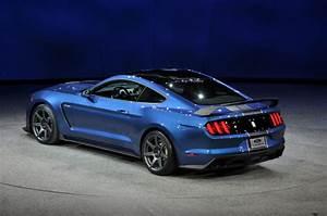 Mustang Shelby GT350R 2017: poder y exclusividad.   Lista de Carros