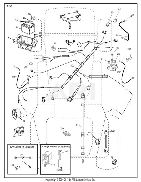 Sear 26 Kohler Engine Electrical Diagram by Poulan Pp24ka54 96042019300 2016 05 Parts Diagram For