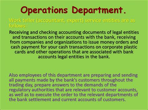 future profession career banking prezentatsiya onlayn