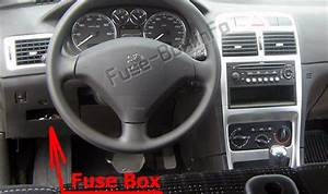 Fuse Box Diagram  U0026gt  Peugeot 307  2002