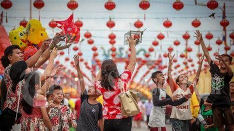 ucapan selamat imlek   bahasa mandarin  artinya cocok dibagikan keluarga teman