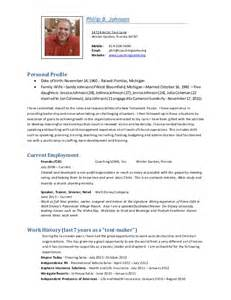 resume for pastor template pastor resume templates