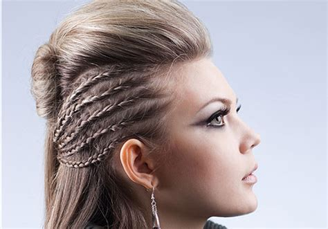 25 Fancy Hairstyles You Will Love To Try   CreativeFan