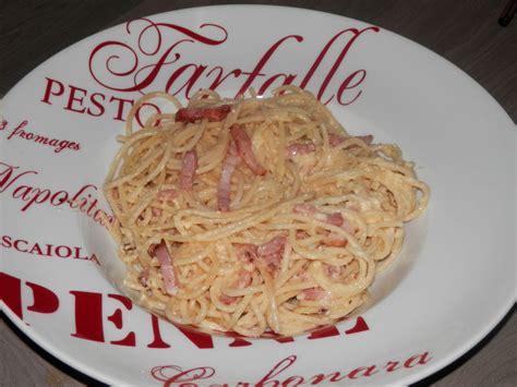 un amour de cuisine spaghetti carbonara un amour de cuisine