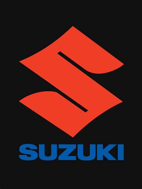 Suzuki Logo by Quot Suzuki Logo Quot T Shirt By Thraster Redbubble