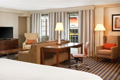 Bedroom Suite New Orleans by New Orleans Hotel Accommodation Four Points By Sheraton