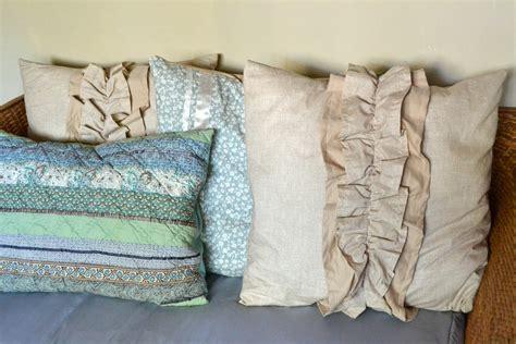 diy pillow covers diy pillow covers a growing home diy pillow covers