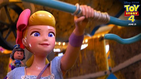 bo peep    latest toy story  tv spot animated views